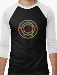 John Constantine - Sigil Men's Baseball ¾ T-Shirt