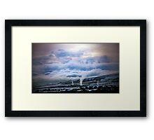 Micron Technologies, Lehi, Utah Framed Print