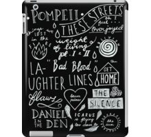 DARK STORMER iPad Case/Skin