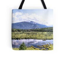 Alpine Marsh Tote Bag