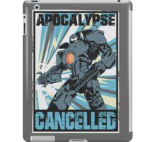 Apocalypse Cancelled iPad Case/Skin
