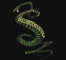 Tunnel Snakes by PrettyPenny