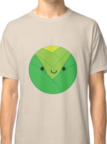 Kawaii Brussels Sprout / Cabbage Classic T-Shirt