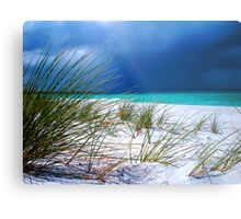 Bay of Firestorm Metal Print