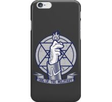 Dog of the Military: Flame iPhone Case/Skin