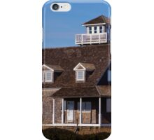 The Old Coast Guard Station on the OBX iPhone Case/Skin