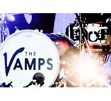 The Vamps Photographic Print