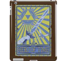 Wanted: Hero of Time iPad Case/Skin