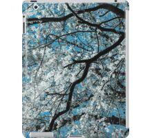 White Cherry Blossom iPad Case/Skin