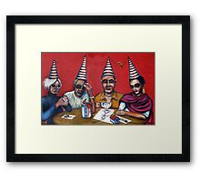 """The Painters"" Framed Print"