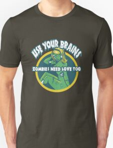 Use Your Brains T-Shirt
