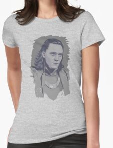Prince of Jotunheim Womens Fitted T-Shirt
