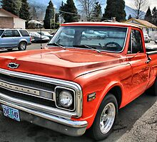 '72 Chevy C10 by Stephen  Van Tuyl