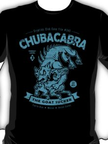 Chubacabra - Cryptids Case file #345 T-Shirt