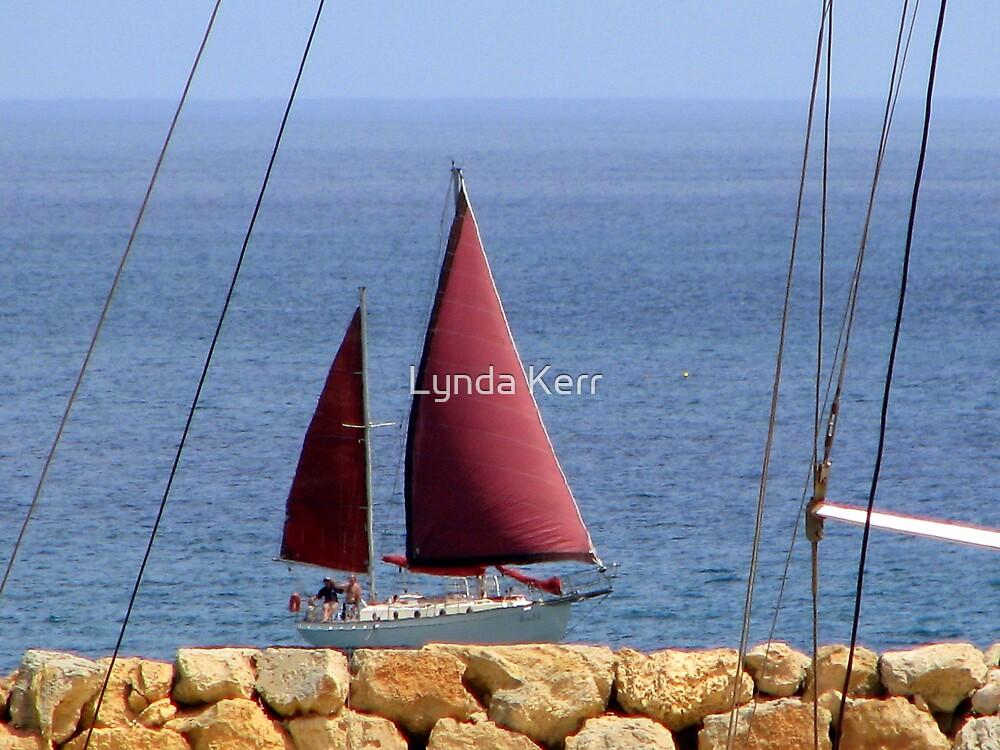 Land Ahoy! by Lynda Kerr