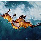 Water Breathing Dragon by Paula Stirland