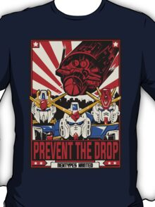 Prevent the Drop T-Shirt