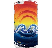 Summer Waves iPhone Case/Skin