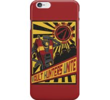 Vault Hunters Unite! iPhone Case/Skin