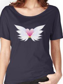 VM Eternal Sailor Moon brooch Women's Relaxed Fit T-Shirt