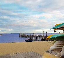 Provincetown Subsides by Imheya