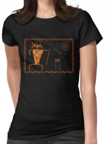 Stone Hunter Womens Fitted T-Shirt