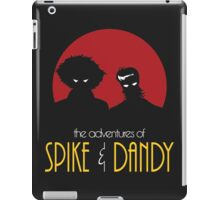 The Adventures of Spike & Dandy iPad Case/Skin