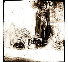 Memories of the Past Photographic Print