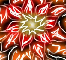 Evening chrysanthemum Sticker