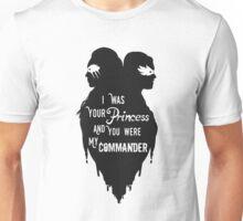 Silhouettes - Princess Commander Unisex T-Shirt