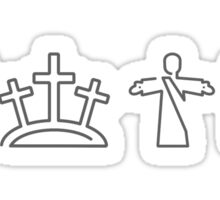 Salvation Icons Sticker