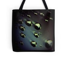 Meteorites asteroids in space surrealist futuristic science fiction scifi artistic square color analog 35mm film photo Tote Bag