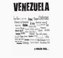Venezuela en letras 2 by Ghelly