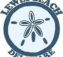 Lewes Beach - Delaware. by America Roadside.