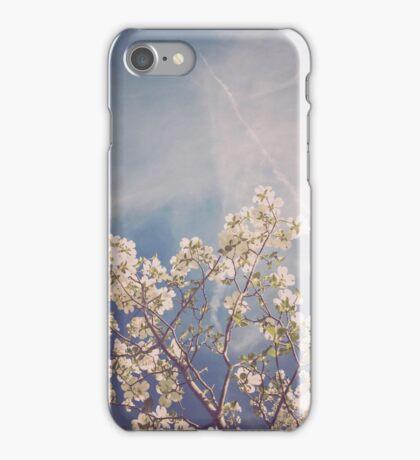 White Dogwood  iPhone Case/Skin