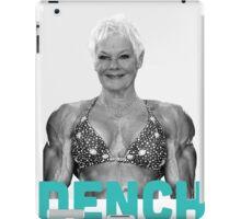 Dame Judi DENCH iPad Case/Skin