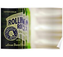 Rolling Rock: I Poster
