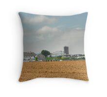 Pennsylvania Farm Throw Pillow