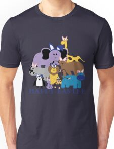 Happy Easter at the Zoo Unisex T-Shirt