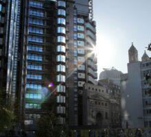Lloyds Building - London Sticker