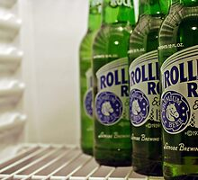 Rolling Rock: II  by Rachel Counts