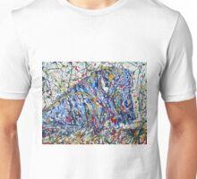 BISON RESTING Unisex T-Shirt