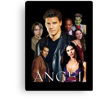 Angel TV series - The Good Guys Canvas Print