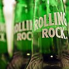 Rolling Rock: V  by Rachel Counts