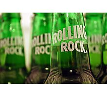 Rolling Rock: V  Photographic Print