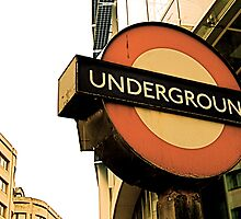 Tube Sign by TheLilD