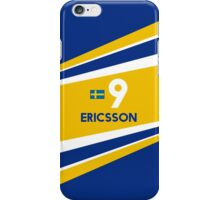 F1 2015 - #9 Ericsson iPhone Case/Skin