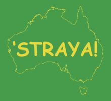 straya by Joel Thompson