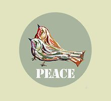 Peace 5 by Thecla Correya