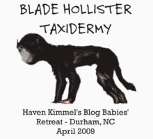 Blade Hollister Taxidermy by Sher Fick